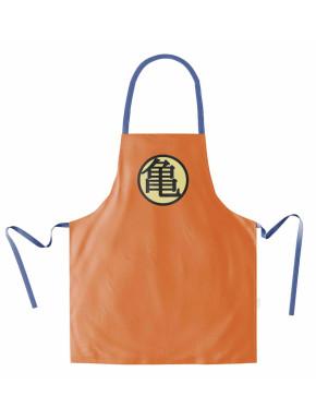 Delantal Dragon Ball Kanji Maestro Tortuga