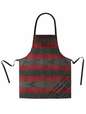 Delantal Freddy Krueger Pesadilla en Elm Street