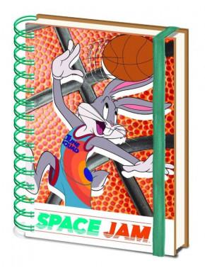 Cuaderno tapa dura A5 Space Jam 2 Bugs Bunny
