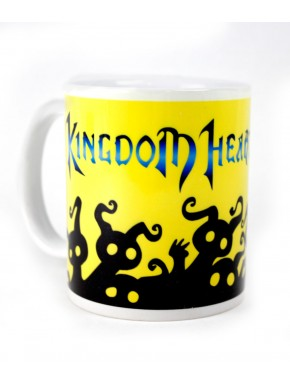 Kingdom Hearts taza comecorazones