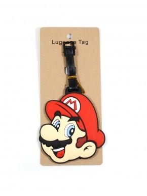 Super Mario identificador para maleta Mario
