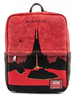 Mochila Mustafar Star Wars Loungefly 30cm