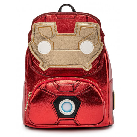 Mini Mochila Marvel Iron Man