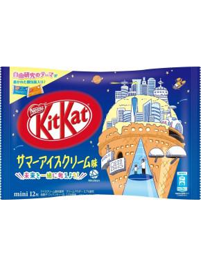 Kitkat Mini Summer Ice Cream Flavor