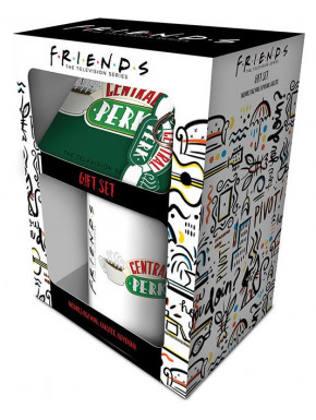 Set de regalo Friends Central Perk