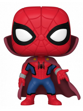 Funko Pop! Spiderman Caza Zombies What If