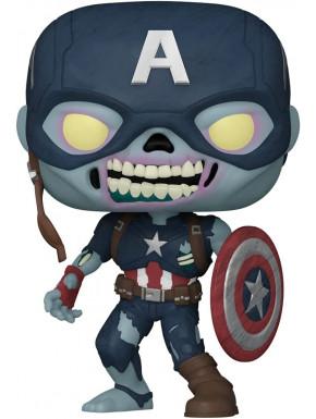 Funko Pop! Capitán América Zombi What If