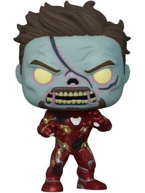 Funko Pop! Iron Man Zombi What If