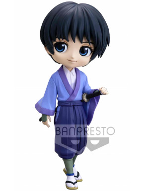 Q Posket Sojiro Seta Rurouni Kenshin