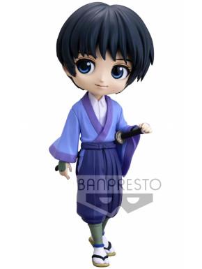 Figura Sojiro Seta Q Posket Rurouni Kenshin Meiji Swordsman