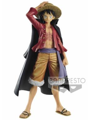 Figura One Piece Luffy Grandline Men