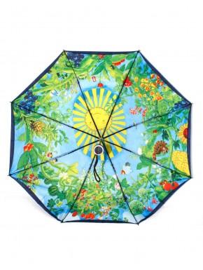 Ghibli Museum paraguas plegable