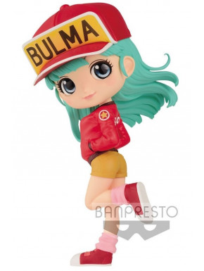 Figura Q Posket Bulma Ⅱ Dragon Ball
