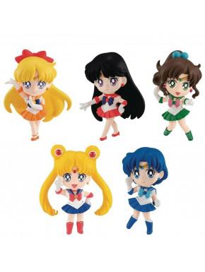 Surtido de Estatuillas Chibi Masters 8 cm Sailor Moon