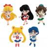 Figura Sorpresa Sailor Moon Chibi Masters 8 cm