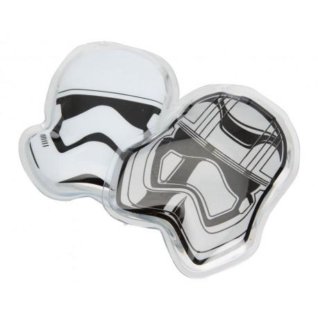 Star Wars Episode VII Pack 2 Calentadores de Mano Set First Order Stormtrooper