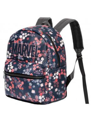 Marvel Bloom Mochila Fashion, Multicolor