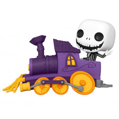 Funko Pop! Jack en Locomotora