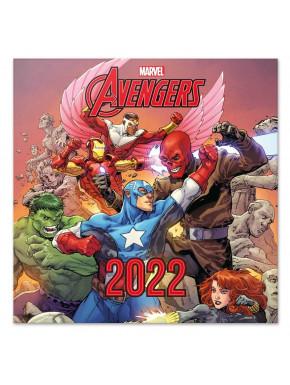 Calendario 2022 Avengers
