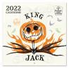 Calendario de Pared 2022 Jack Pesadilla Antes de Navidad