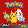 Calendario de pared 2022 Pokemon Nintendo