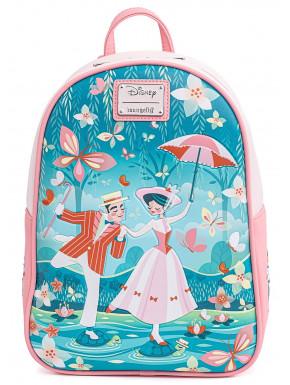 Bolso Mochila Loungefly Mary Poppins
