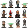 Mini Figura Sorpresa The Mandalorian Star Wars Mystery Minis 5 cm