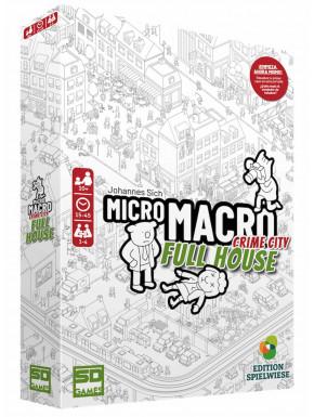 MICRO MACRO. FULL HOUSE