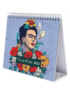 Calendario 2022 Frida Kahlo