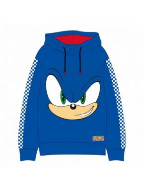 Sudadera con capucha Sonic