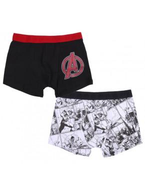 Set de 2 boxer Marvel