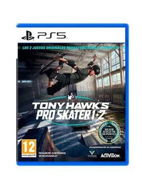 JUEGO SONY PS5 TONY HAWK S PRO SKATER 1+2