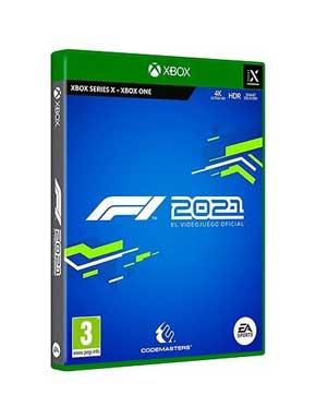 JUEGO XBOX ONE F1 2021