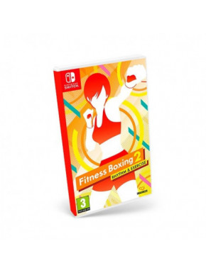JUEGO NINTENDO SWITCH FITNESS BOXING 2: RHYTHM AND EXERCISE