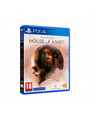 JUEGO SONY PS4 THE DARK PICTURES: HOUSE OF ASHES
