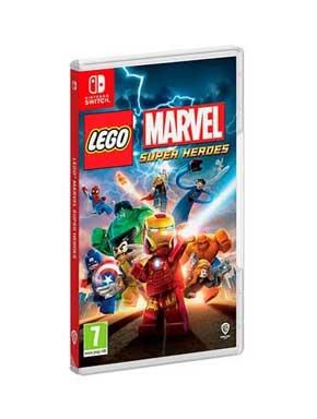 JUEGO NINTENDO SWITCH LEGO MARVEL SUPER HEROES