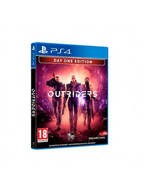 JUEGO SONY PS4 OUTRIDERS DAY ONE EDITION