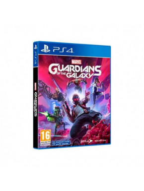 JUEGO SONY PS4 MARVEL´S GUARDIANS OF THE GALAXY