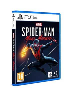 JUEGO SONY PS5 SPIDER-MAN MILES MORALES