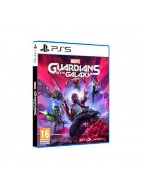 JUEGO SONY PS5 MARVEL´S GUARDIANS OF THE GALAXY