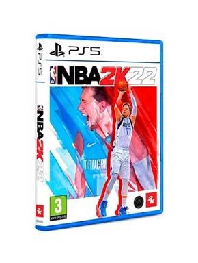JUEGO SONY PS5 NBA 2K22