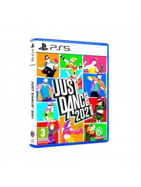 JUEGO SONY PS5 JUST DANCE 2021