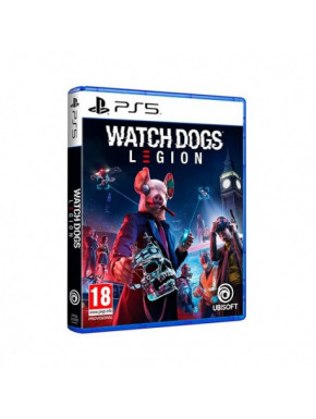 JUEGO SONY PS5 WATCH DOGS LEGION
