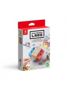 Kit personalización Nintendo Labo