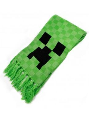 Minecraft bufanda creeper