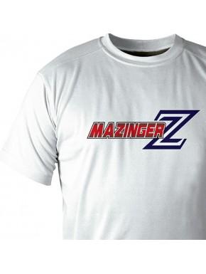 Camiseta Mazinger Logo en lata