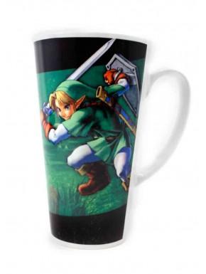 Zelda taza gigante Link