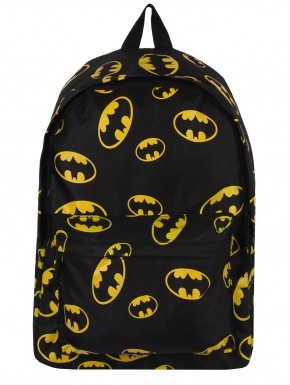 Batman Mochila Mini Logos