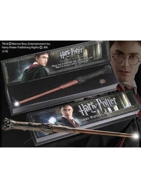 Réplica varita Harry Potter con luz