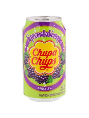 Refresco Coreano Chupa-Chups Sabor Uva